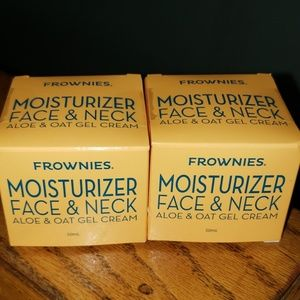 Brownies moisturizer face and neck